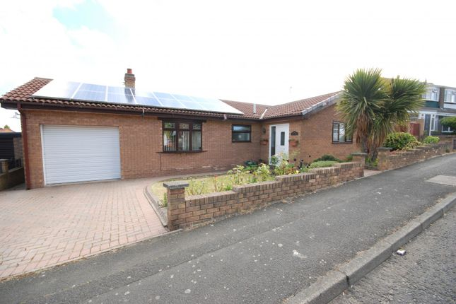 Thumbnail Bungalow for sale in Silksworth Road, Silksworth Gardens, Sunderland