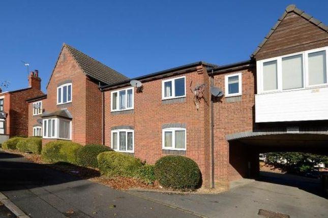 Thumbnail Flat for sale in Elizabeth Court, Wellingborough, Northamptonshire