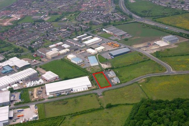 Thumbnail Commercial property for sale in Plot 4 Somerby Way, Gainsborough, Lincolnshire