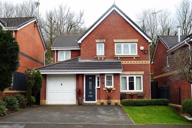 Thumbnail Detached house for sale in Westwood Avenue, Godley, Hyde