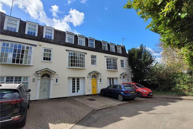 Thumbnail Terraced house for sale in Broad Oak Court, Lillington Avenue, Leamington Spa