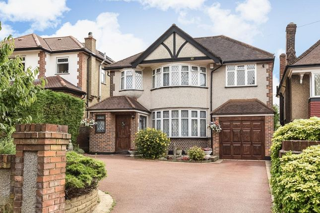Thumbnail Detached house for sale in Harrow Weald, Middlesex