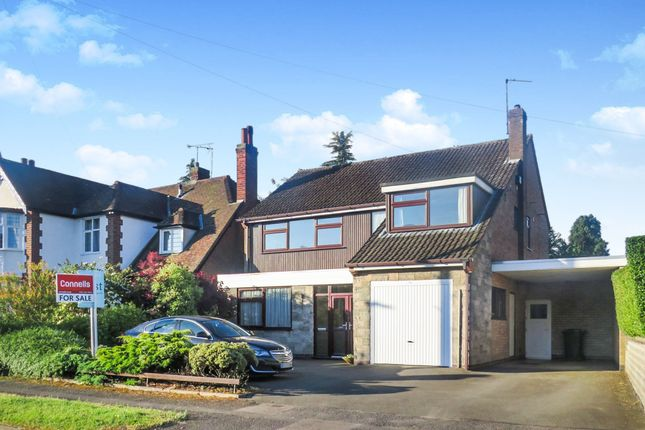 Thumbnail Detached house for sale in Monsell Drive, Aylestone, Leicester