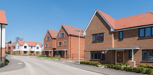 "4 bedroom property for sale in ""Darwin"" at Ambler Drive, Arborfield, Reading"
