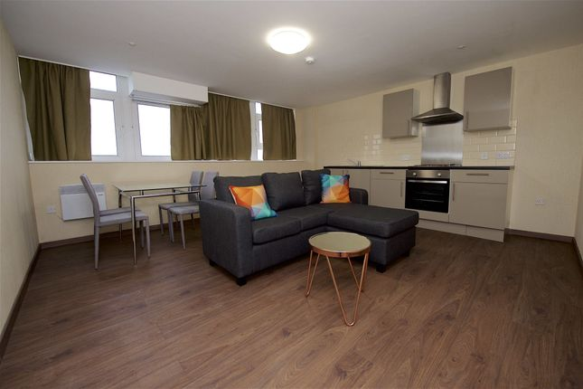 Thumbnail Flat to rent in Trinity Road, Liverpool