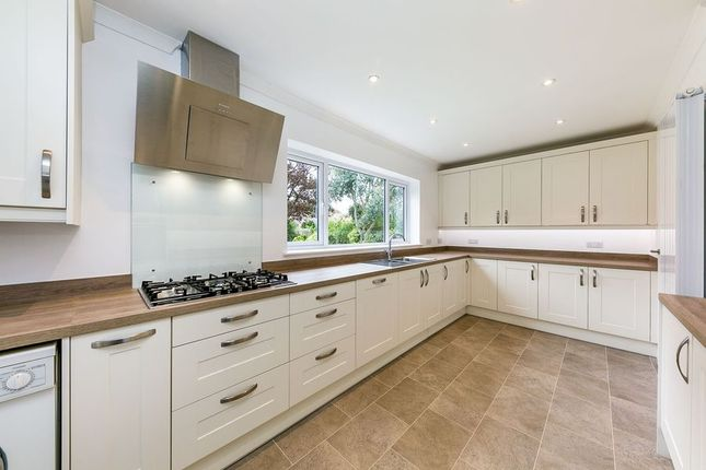 Thumbnail Detached house to rent in Iberian Way, Camberley
