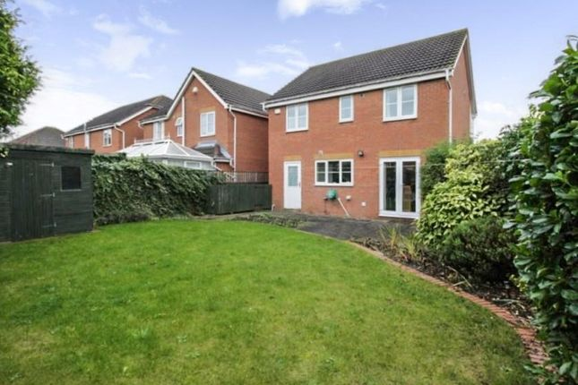 Thumbnail Detached house for sale in Valley Court, Whitwood, Castleford