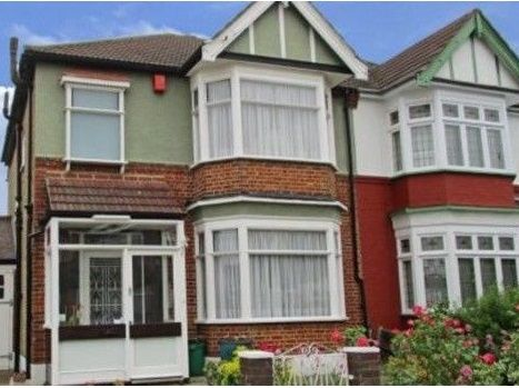Thumbnail Detached house to rent in Devonport Gardens, Ilford, Essex
