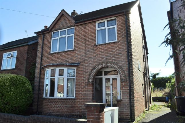 Thumbnail Detached house for sale in George Street, Langley Mill, Nottingham