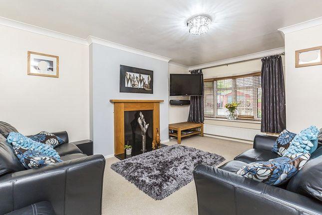 Living Room of Tintern Avenue, Chorley, Lancashire PR7