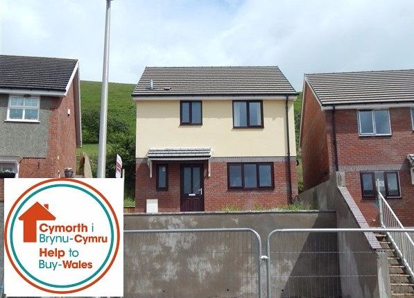 Thumbnail Detached house to rent in Oak Road, Tanglewood, Blaina.