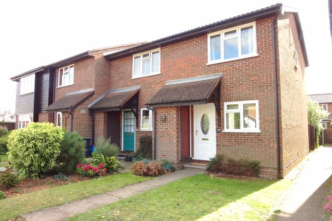 End terrace house to rent in Turpins Close, Hertford