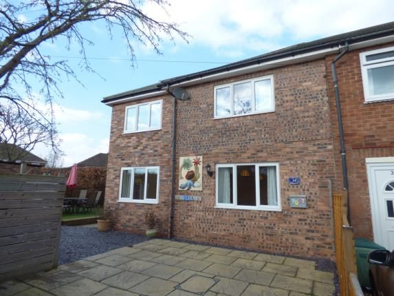 Thumbnail End terrace house for sale in Grove Avenue, Vicars Cross, Chester, Cheshire