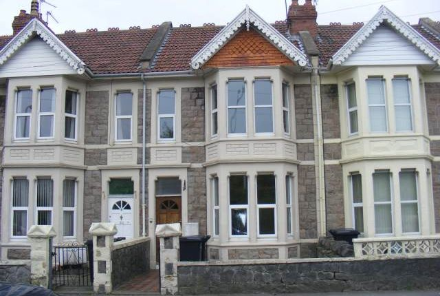 Thumbnail Flat to rent in Bournville Road, Weston-Super-Mare, North Somerset
