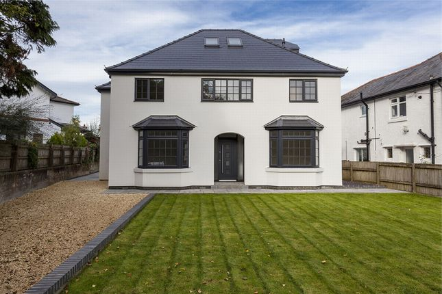 Thumbnail Detached house for sale in Gwern Y Steeple, Peterston-Super-Ely, Cardiff