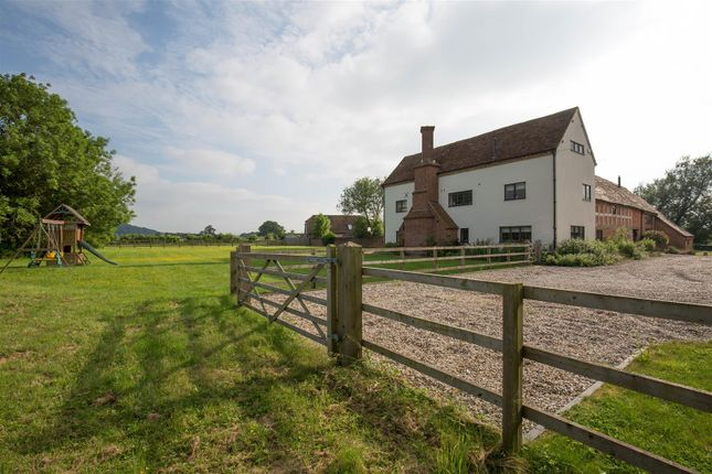 Thumbnail Link-detached house for sale in Aston Cantlow, Henley-In-Arden