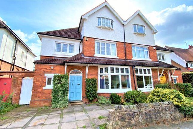 5 bed semi-detached house for sale in Barron Road, Northfield, Birmingham B31