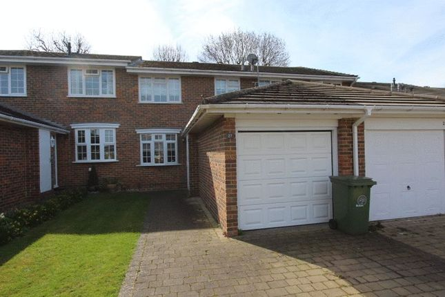 Thumbnail Terraced house for sale in Bawtree Close, Sutton