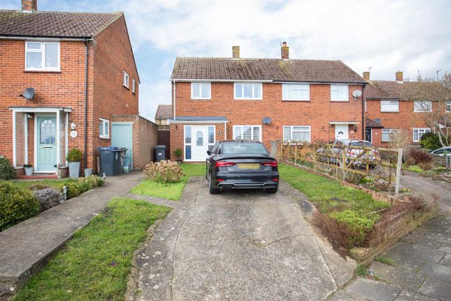 Thumbnail Semi-detached house to rent in Wife Of Bath Hill, Harbledown, Canterbury