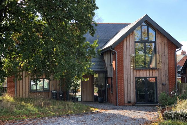 Thumbnail Detached house to rent in Orchard Close, Woodbury, Exeter, Devon