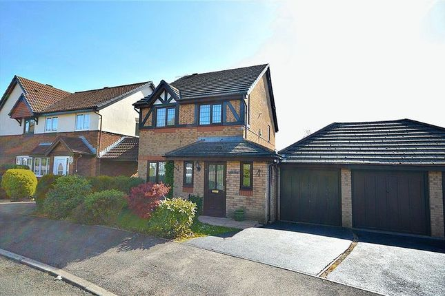 Thumbnail Property for sale in Hendre Court, Henllys, Cwmbran