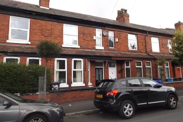 Thumbnail Terraced house to rent in Marley Road, Levenshulme, Manchester