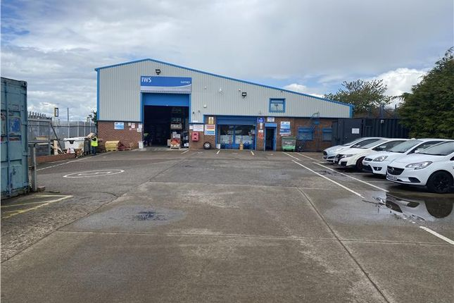 Thumbnail Light industrial for sale in Brewsdale Road, Middlesbrough, Teesside