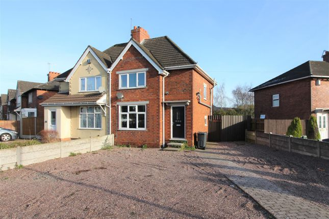 Thumbnail Semi-detached house to rent in Harden Road, Walsall