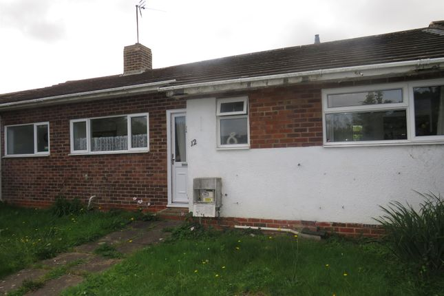 Thumbnail Terraced bungalow for sale in Bramble Way, Old Basing, Basingstoke