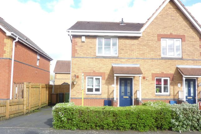 Thumbnail Terraced house to rent in Kenilworth Crescent, Walsall