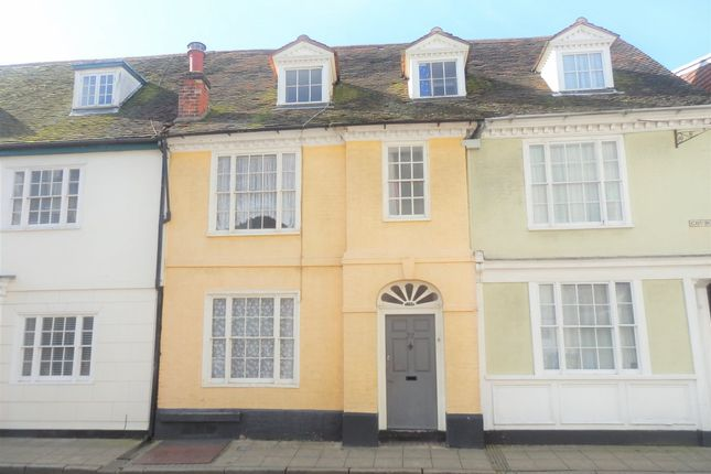 Thumbnail Town house for sale in Church Street, Harwich