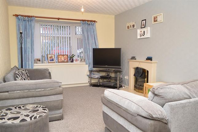 Lounge of Abingdon Close, Chadderton, Oldham OL9