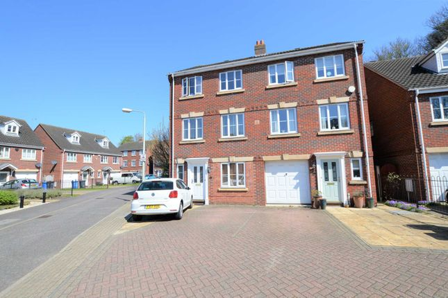 Thumbnail Semi-detached house for sale in Lime Kiln Mews, Norwich