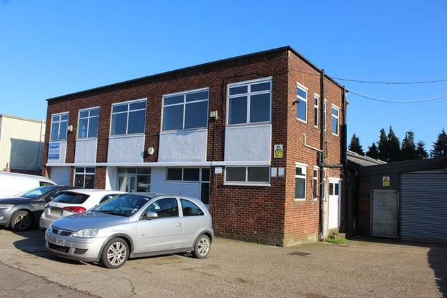 Thumbnail Light industrial for sale in North Luton Industrial Estate, Sedgewick Road, Luton