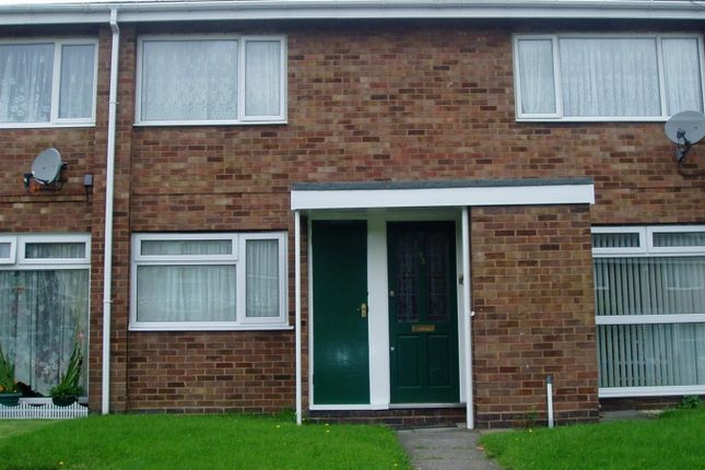 Thumbnail Flat to rent in Selby Close, Kitts Green, Birmingham