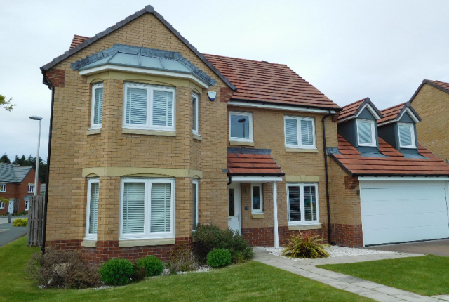 Thumbnail Detached house to rent in Kittlegairy Crescent, Peebles, Borders, 9Nj