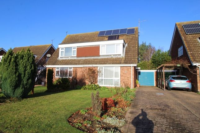 Thumbnail Semi-detached house for sale in Reynes Drive, Oakley, Bedford, Bedfordshire