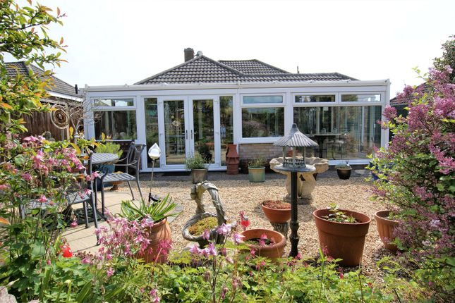 Thumbnail Bungalow for sale in Insley Crescent, Broadstone, Dorset