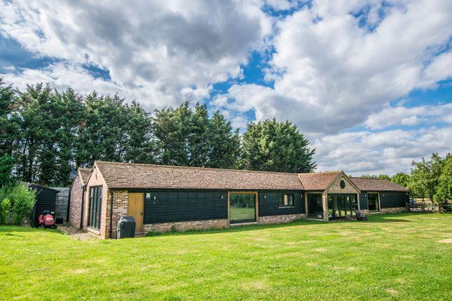 Thumbnail Barn conversion to rent in Rush Green, Hertford