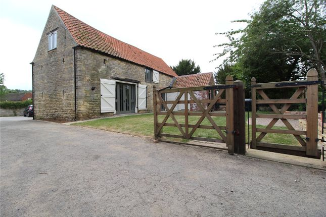 Thumbnail Barn conversion to rent in Scotts Hill, Fulbeck, Grantham
