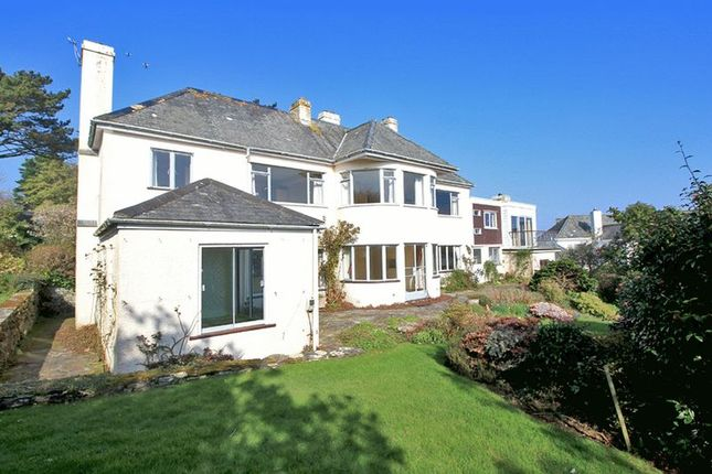 Thumbnail Detached house for sale in Trelawney Road, St. Mawes, Truro
