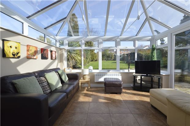 Thumbnail Detached house for sale in Mitton, Tewkesbury, Gloucestershire