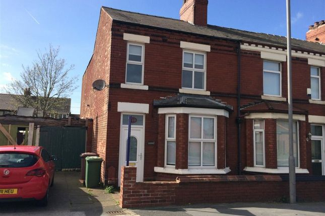 Thumbnail End terrace house to rent in Marshalls Cross Road, St. Helens