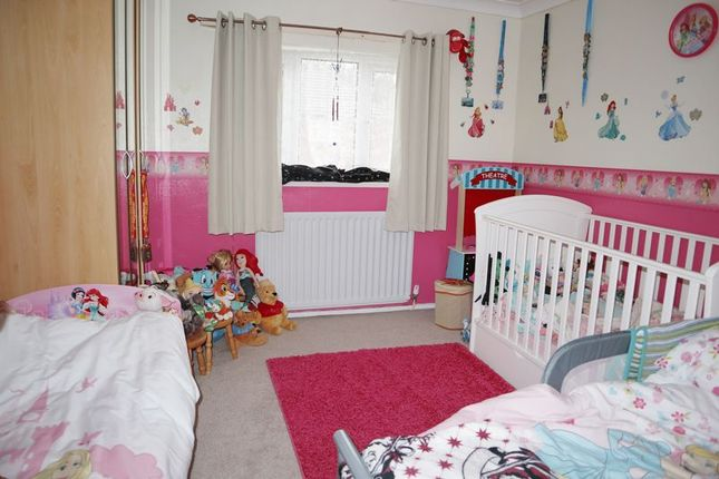 Bedroom Two of Garsdale Crescent, Blurton, Stoke-On-Trent, Staffordshire ST3