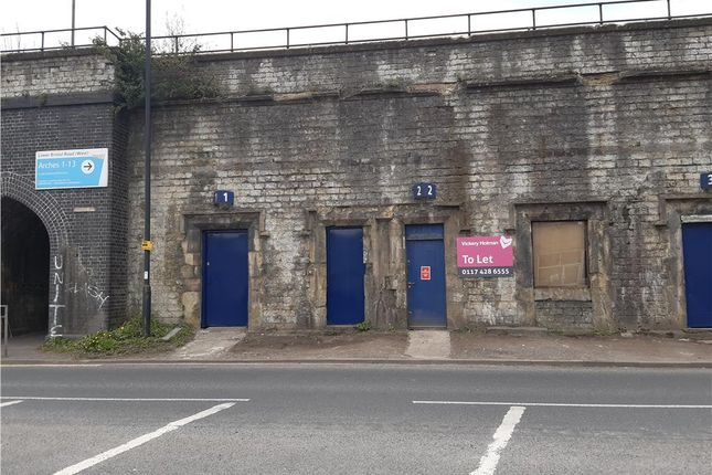 Industrial to let in Arch 1, Lower Bristol Road, Bath