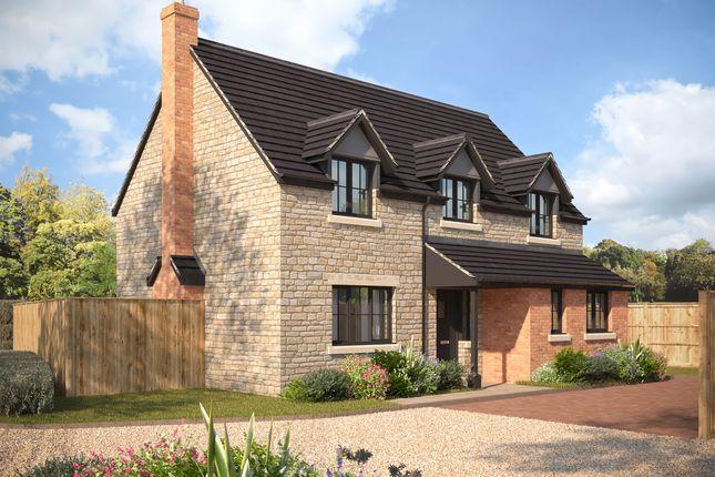 Thumbnail Detached house for sale in Kingsfield Lane, Hanham, Bristol