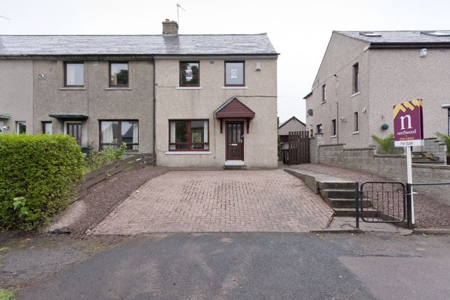 Thumbnail Semi-detached house for sale in Cairnwell Drive, Mastrick, Aberdeen