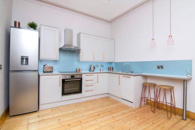 Thumbnail Flat to rent in Cheyne Street, Edinburgh