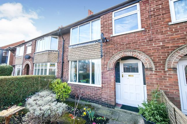 Thumbnail Terraced house for sale in Mill Lane, York, North Yorkshire