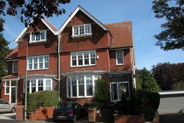 Thumbnail Semi-detached house for sale in Cliff Road, Hornsea, East Yorkshire